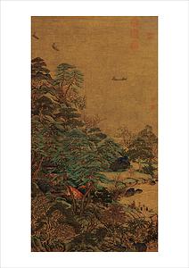中国古代书画高端仿真艺术精品